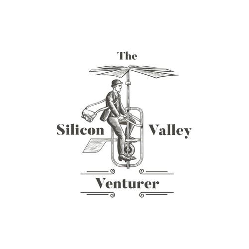 The Silicon Valley Venturer Logo