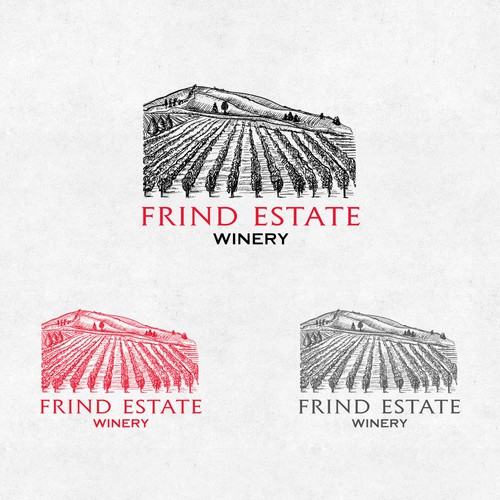 Logo for Frind Estate Winery