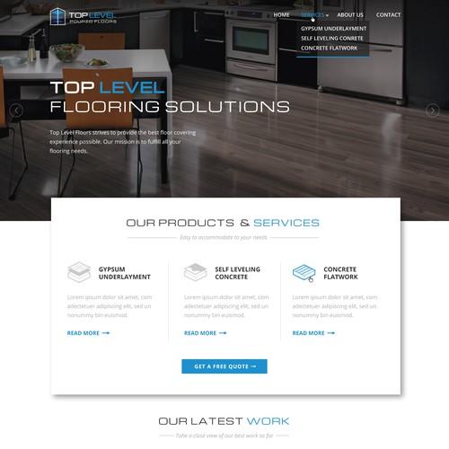 Top level wordpress website design and development