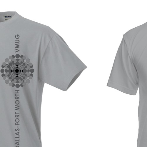DFW VMUG Shirt Design