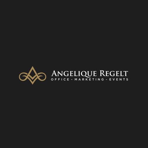 A angelique logo concept