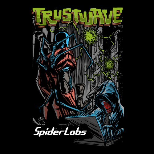 illustration for Spiderlabs company