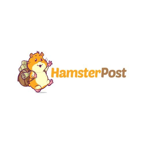 Creating a funny Hamsterlogo for Hamsterpost