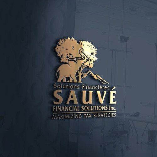 Logo for SAUVE Financial Solution Inc.