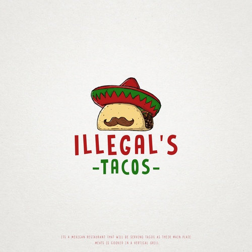 Logo entry for Illegal's Tacos