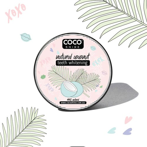 Cutesy Trendy Millennial Beauty Brand - Product Packaging