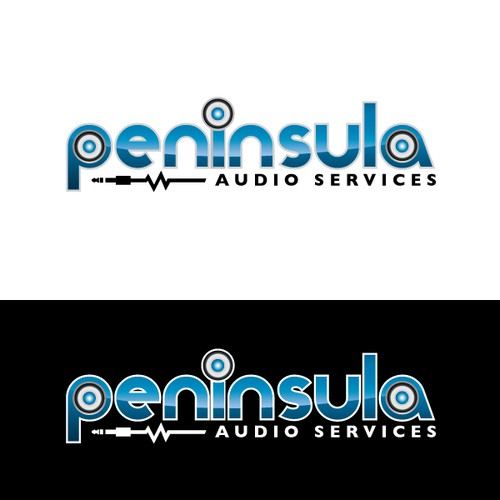 Help Peninsula Audio Services with a new logo