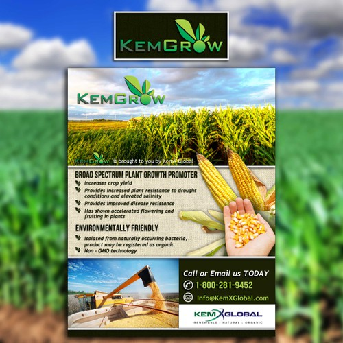 Kemgrow Flyer