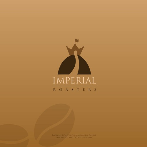 Logo for Imperial Coffee Roasters
