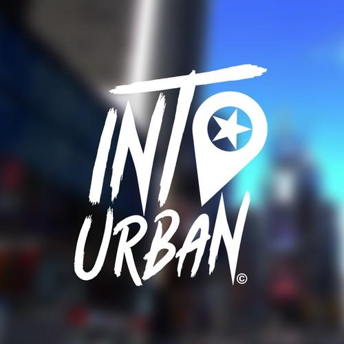 IntoUrban Logo Design