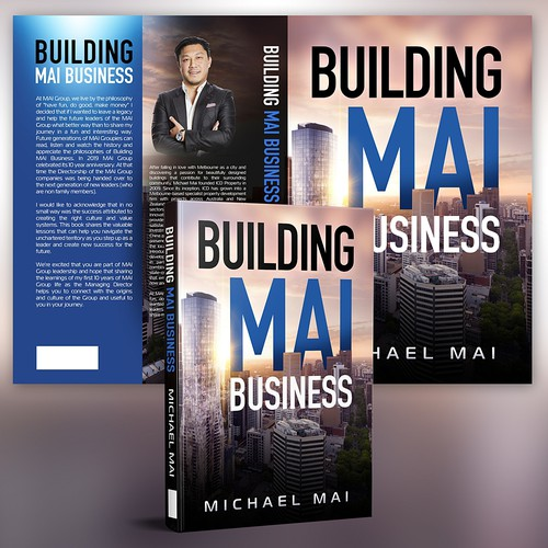 Book Cover for Michael Mai