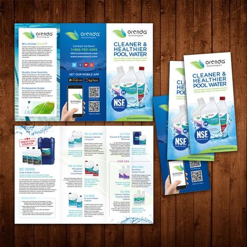 Brochure for Orenda