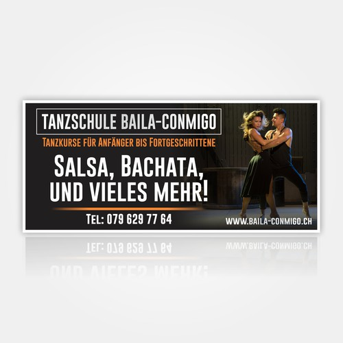 BANNER FOR BAILA CONMIGO