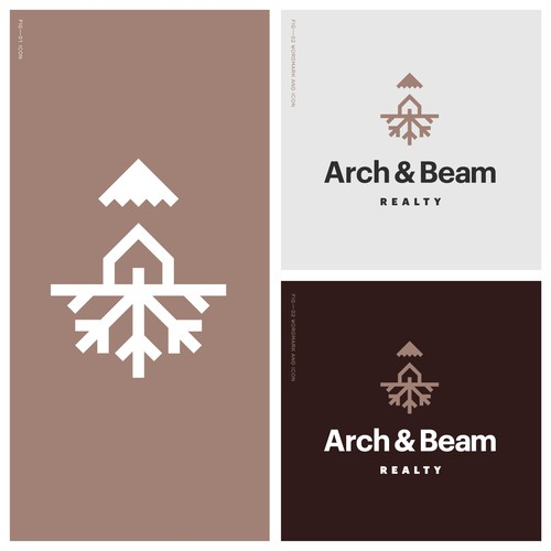 Arch + Beam — Realestate