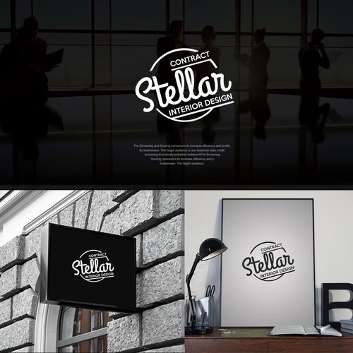 Stellar Logo Design
