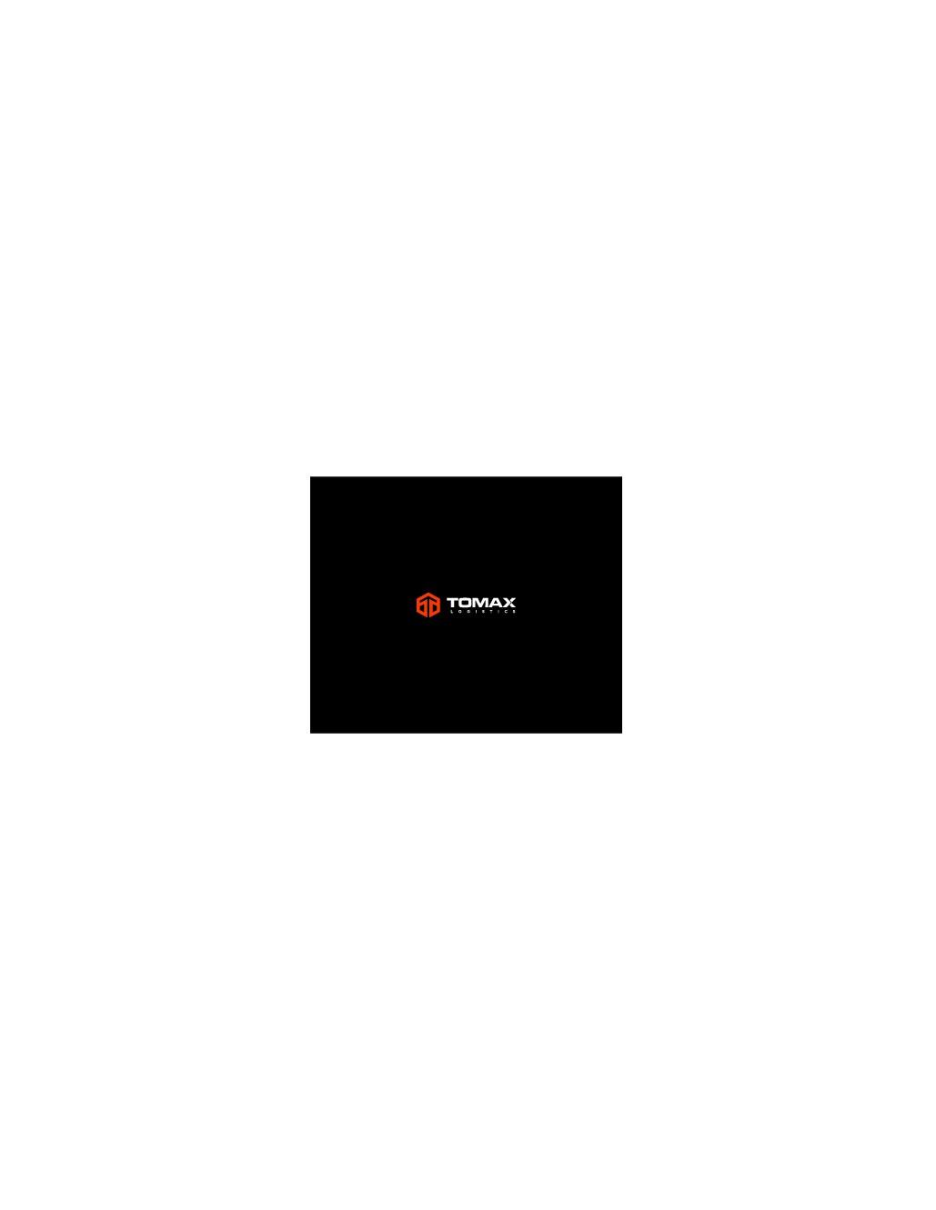 New Tomax Logo