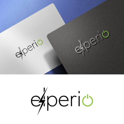 Logo concept for an E-mobility company
