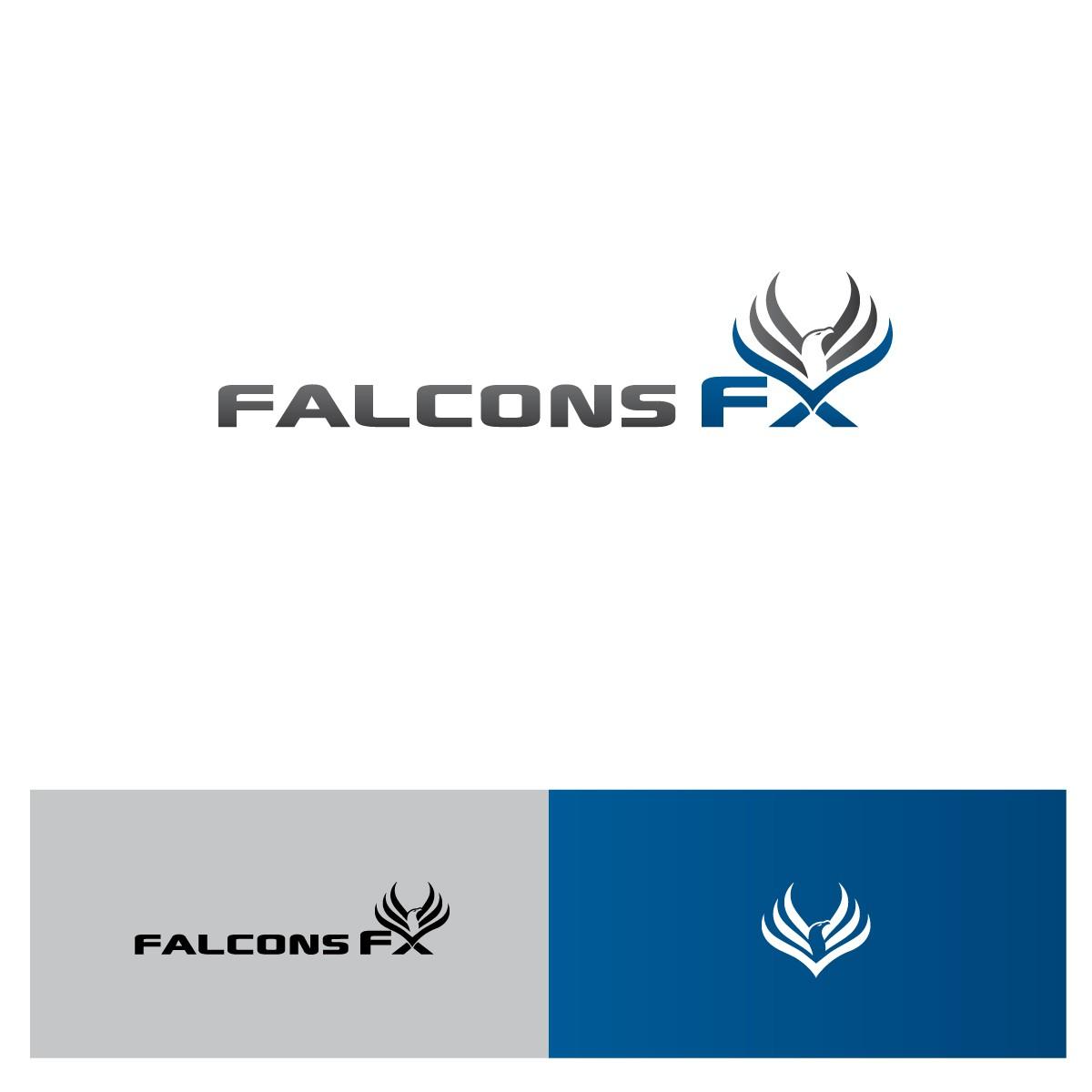 Create the next logo for Falcons FX
