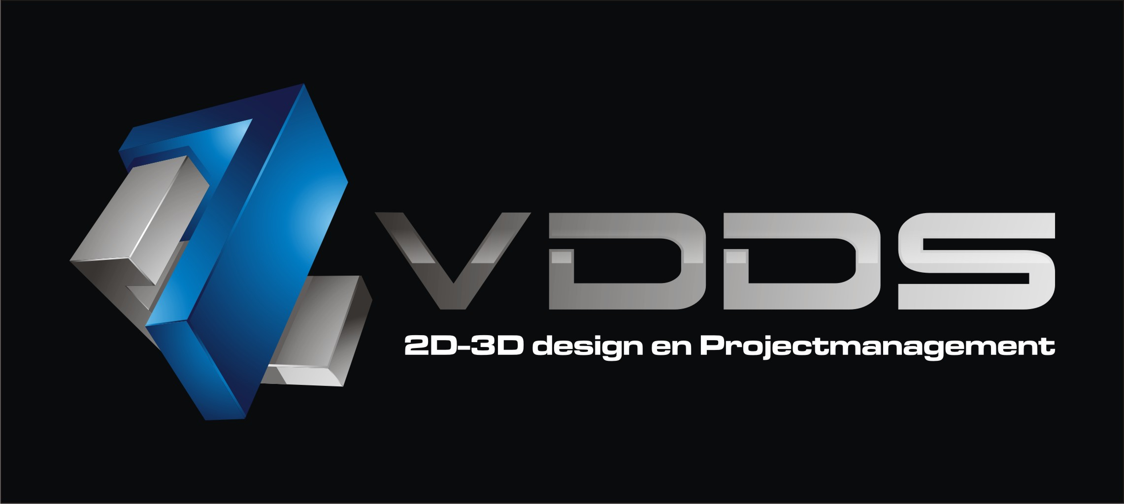 Design a 3D like logo which reflects Technical oriented and long term co-operation