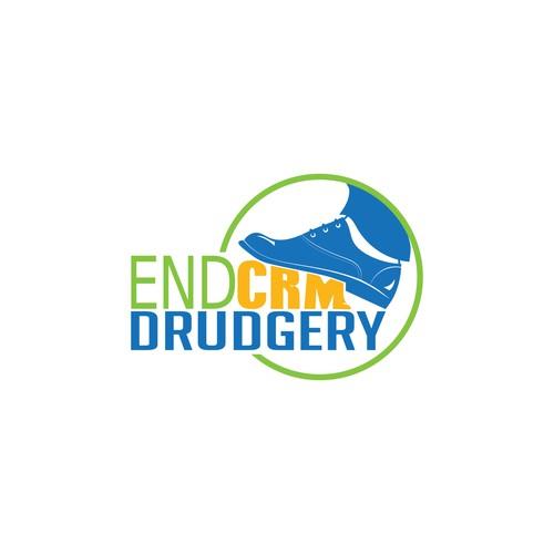End logo concept