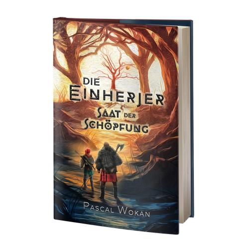 Book cover: Die Einherjer - Saat der Schöpfung