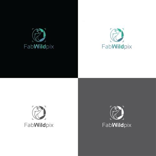 FabWildpix logo design