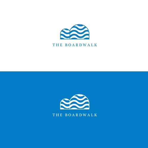 Logo for a real estate establishment.