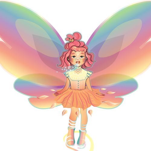 GirlButterfly