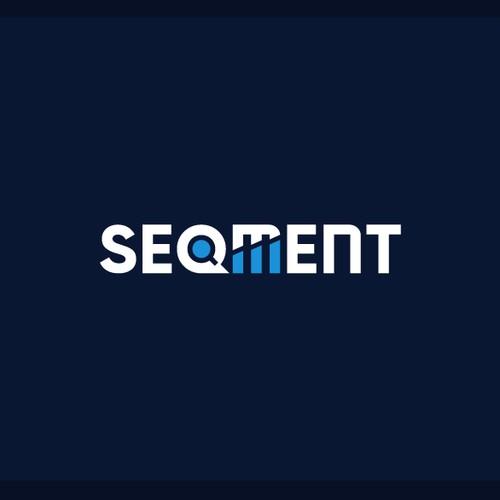Bold Logo for SEQMENT