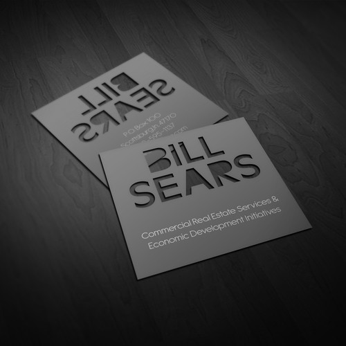 Business card wanted for Bill Sears