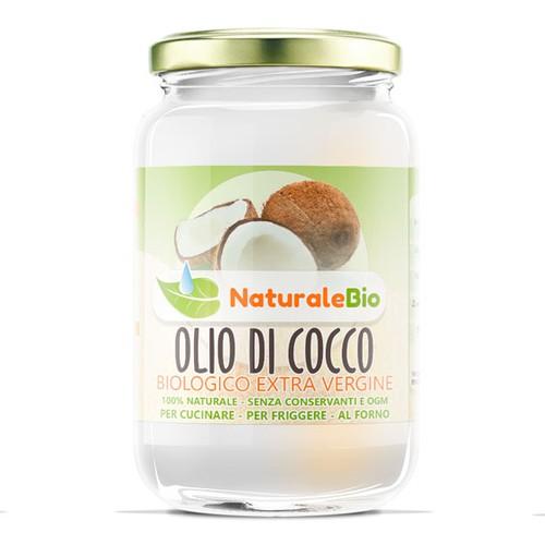 NaturaleBio Olio di Cocco