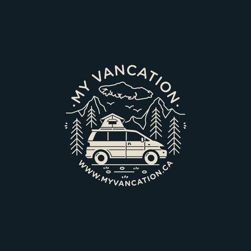 Logo Design for My Vancation