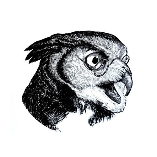 Mascot concept for Google team