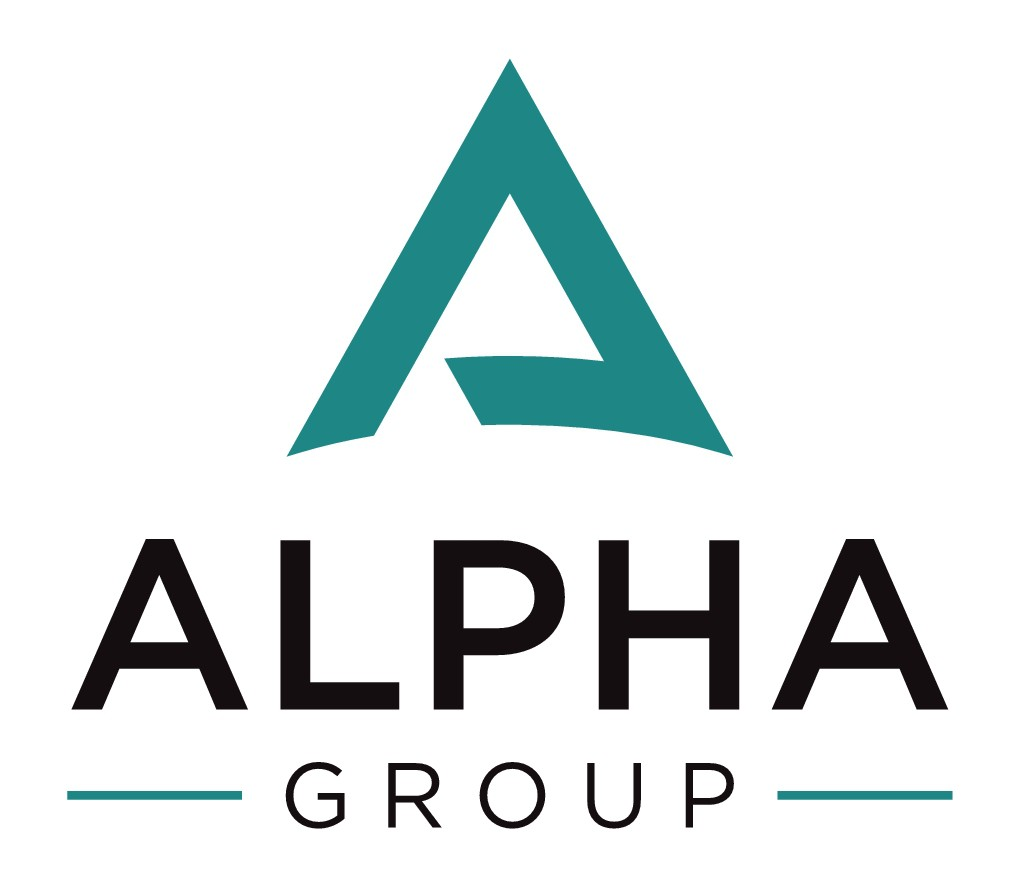 The Alpha Group Logo Refresh