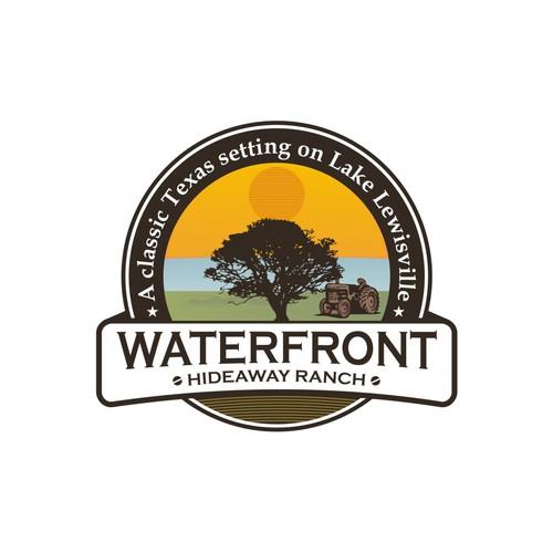 waterfront hideaway ranch