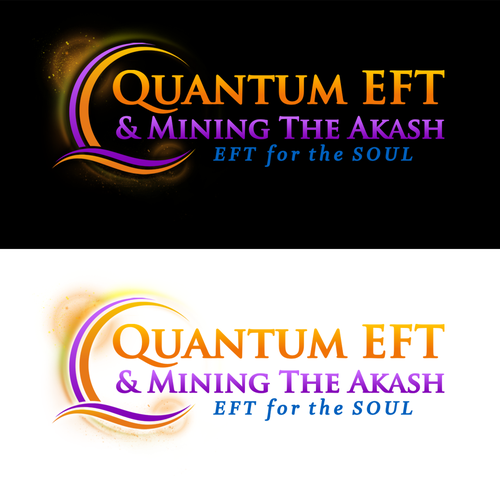 Modern logo concept for Quantum EFT