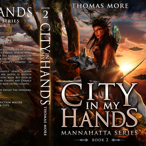 City in my hands book cover