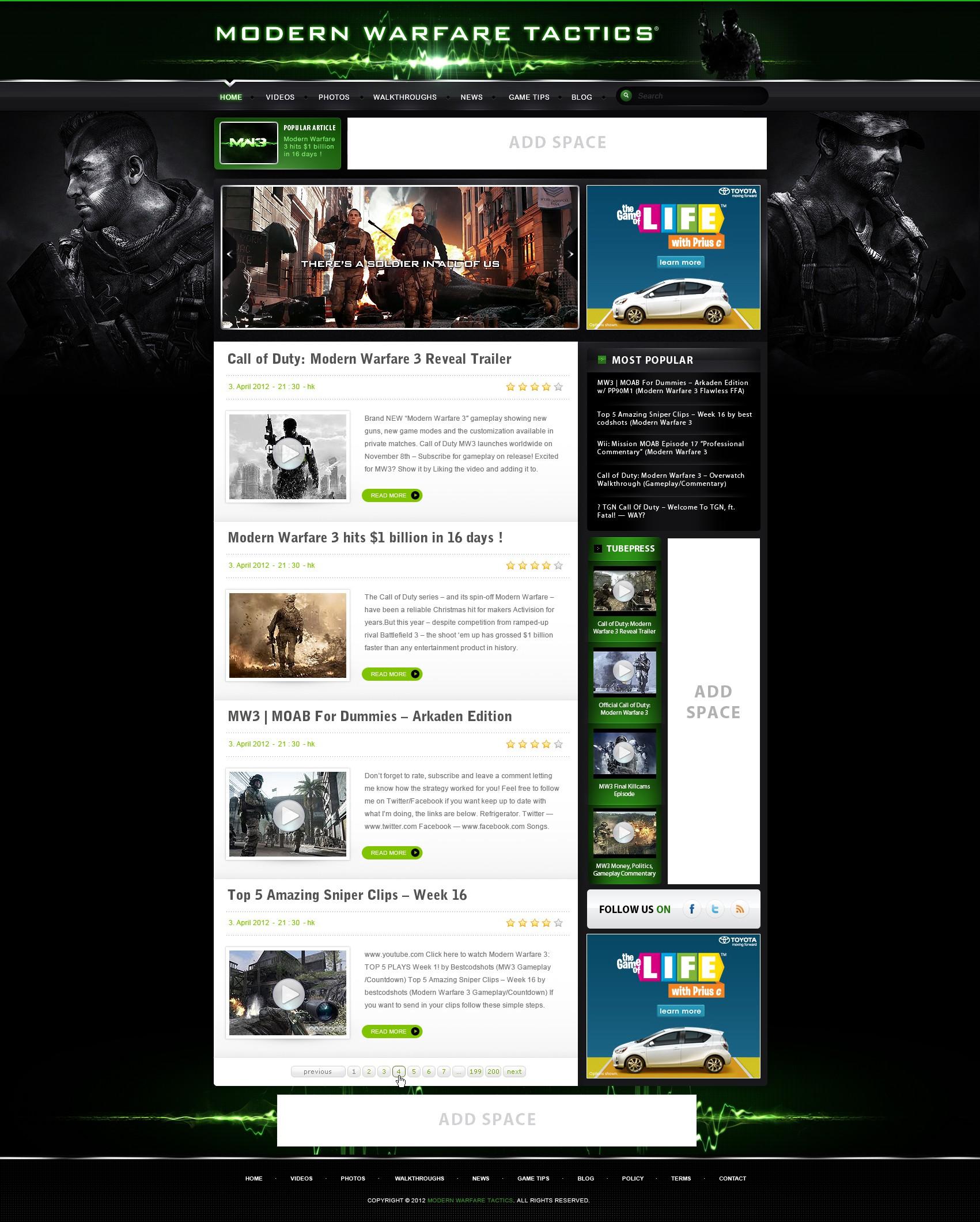 Ozus Media  needs a new website design
