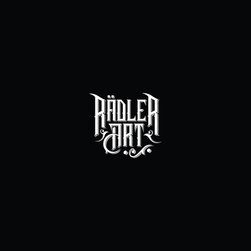 Hard Metal Radler Art