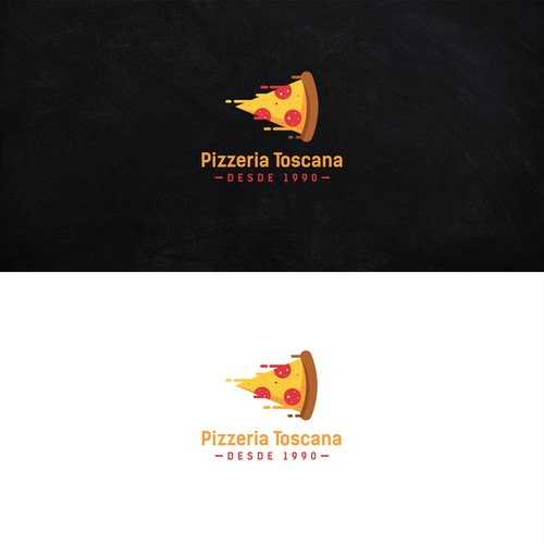 Logo Concept for Pizzeria Toscana