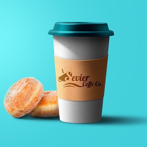 Sevier Coffee Logo