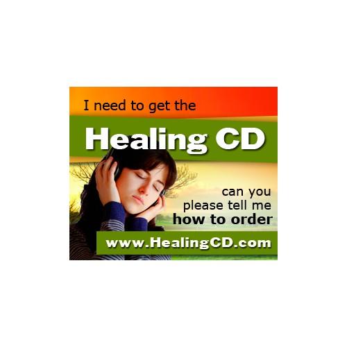 HealingCD.com banner