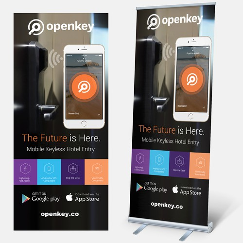 Popup Banner OpenKey.co