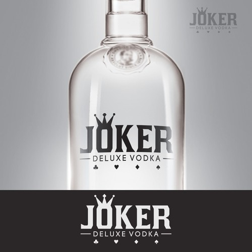 Deluxe Vodka Logo