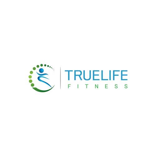 Fitness Lifestyle Logo