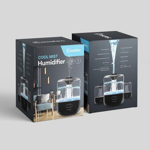 Humidifier Box Design