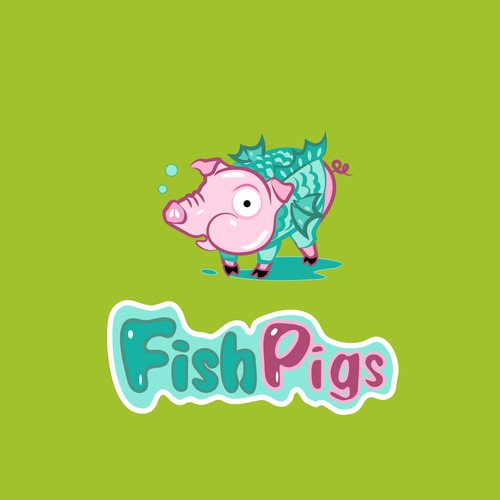 Logo Design for Fishing Tools Store