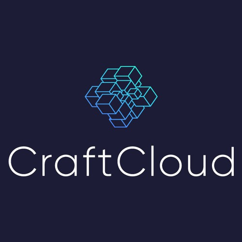 Logo for cloud company