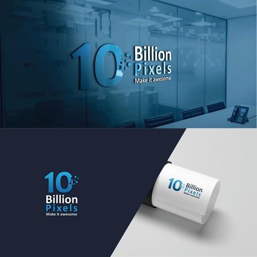 10 Billion Pixels