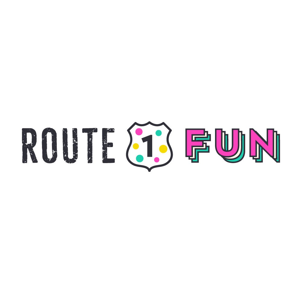 Logo design for Route One Fun